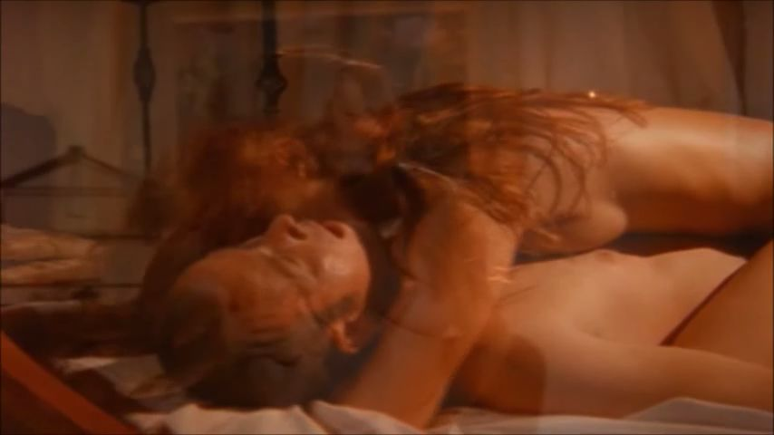 Angie everhart in bare witness